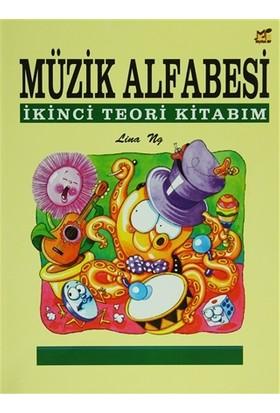 Müzik Alfabesi İkinci Teori Kitabım - Lina Ng