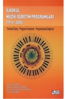 İlkokul Müzik Öğretim Programları (1913-2005)