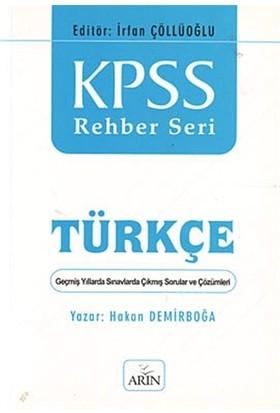 KPSS Rehber Seri - Türkçe