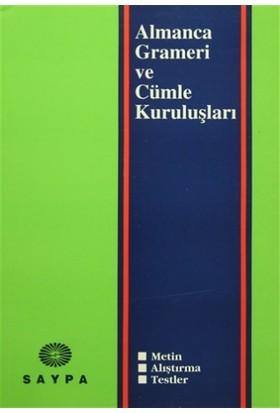 Almanca Grameri ve Cümle Kuruluşları