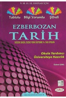 Pratikyol Ezberbozan Tarih - Bulmacalı Tarih (2 Kitap Takım)