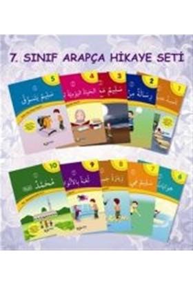 İmam Hatip Orta Okulu 7.Sınıf Arapça Hikaye Seti (10 Kitap)