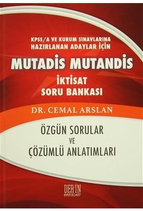 KPSS A ve Kurum Sınavlarına Hazırlanan Adaylar için Mutadis Mutandis İktisat Soru Bankası
