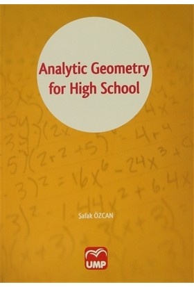 Analytic Geometry for High School