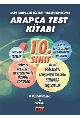 10. Sınıf Arapça Test Kitabı - Enes Balı