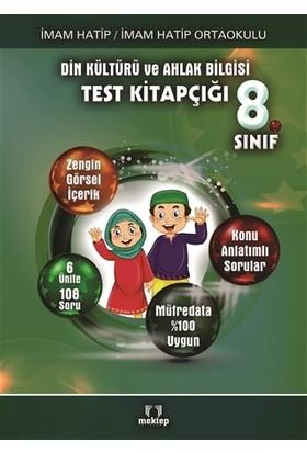 8. Sınıf İmam Hatip Ortaokulu Din Kültürü ve Ahlak Bilgisi Test Kitapçığı