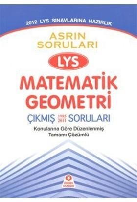 Asrın Soruları LYS Matematik Geometri - Çıkmış 1985-2011 Soruları