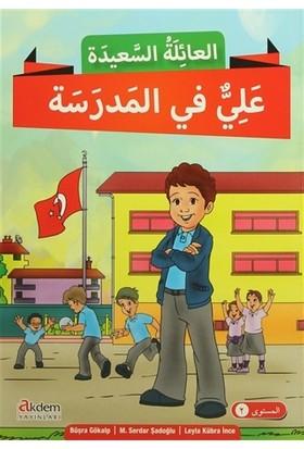 Mutlu Aile Arapça Hikaye Serisi 2. Kur (4 Kitap Takım) - Büşra Gökalp
