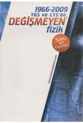 1966-2009 YGS ve LYS'de Değişmeyen Fizik Soru ve Çözümleri