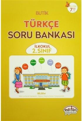 2. Sınıf Butik Türkçe Soru Bankası