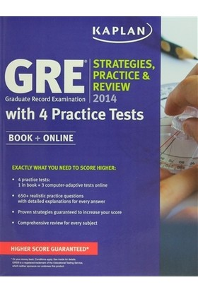 Gre Strategies, Practice and Review 2014