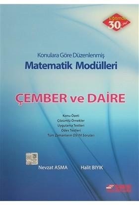 Konulara Göre Düzenlenmiş Matematik Modülleri : Çember ve Daire
