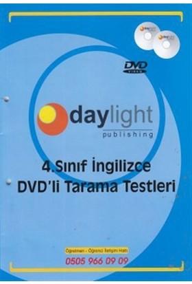 4. Sınıf İngilizce DVD'li Tarama Testleri