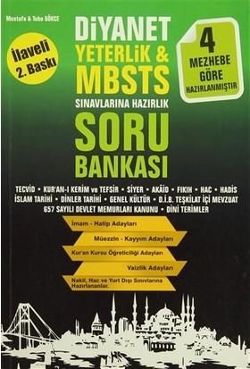 Diyanet Yeterlik ve MBSTS Sınavlarına Hazırlık Soru Bankası