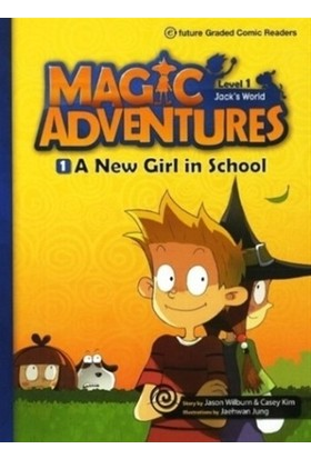 Magic Adventures - 1 : A New Girl in School - Level 1