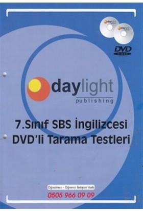 7. Sınıf SBS İngilizcesi DVD'li Tarama Testleri