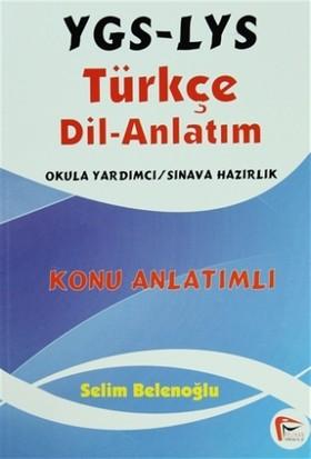 YGS - LYS Türkçe Dil Anlatım