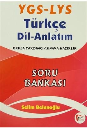 YGS - LYS Türkçe Dil Anlatım Soru Bankası