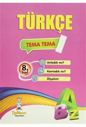 8. Sınıf Türkçe (6 Fasikül Test)