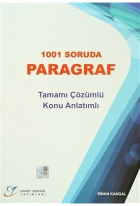 1001 Soruda Paragraf Tamamı Çözümlü Konu Anlatımlı - Sinan Kangal