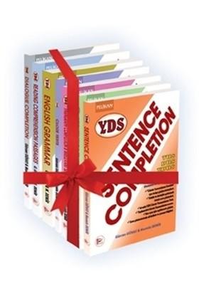 YDS Çözümlü Soru Bankası Seti (7 Kitap Takım) - Gürcan Günay