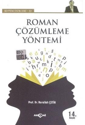 Roman Çözümleme Yöntemi - Nurullah Çetin