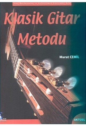 Klasik Gitar Metodu - Murat Cemil