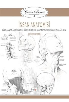 Çizim Sanatı 6 - İnsan Anatomisi - Giovanni Civardi