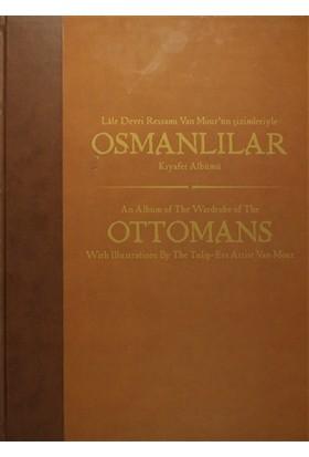 Lale Devri Ressamı Van Mour'un Çizimleriyle Osmanlılar Kıyafet Albümü