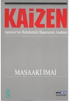 Kaizen Japonya'nın Rekabetteki Başarısının Anahtarı - Masaaki İmai