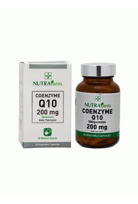 Dermoskin Nutrafarm Coenzyme Q 10 200 Mg