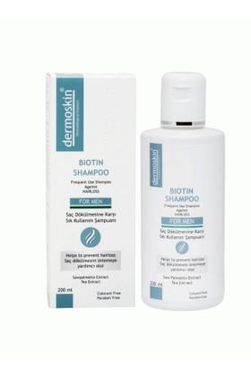 Dermoskin Erkek Biotin Şampuan