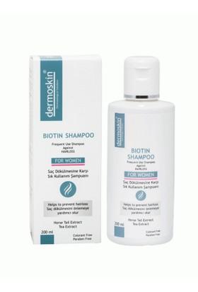 Dermoskin Kadın Biotin Şampuan