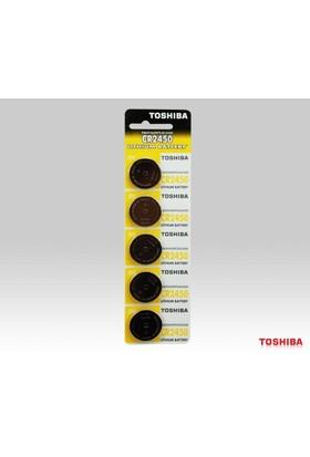 Toshıba Cr 2450 Lıthıum 5Li Pil