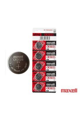 Maxell Cr-2025 Lityum Pil
