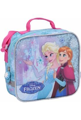 Frozen Karlar Ülkesi Elsa Ve Anna Beslenme Çantası 87433