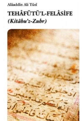Tehafütü'l-Felasife - Alaaddin Ali Tusi
