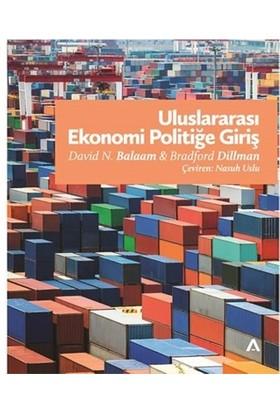 Uluslararası Ekonomi Politiğe Giriş - Bradford Dillman