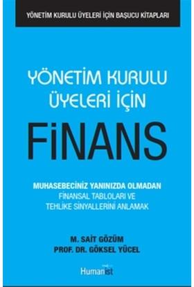Yönetim Kurulu Üyeleri İçin Finans - Göksel Yücel