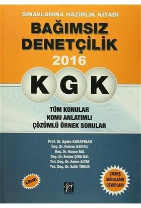 2016 KGK Bağımsız Denetçilik
