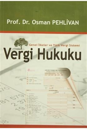 Vergi Hukuku - Osman Pehlivan