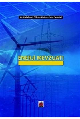 Enerji Mevzuatı