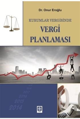 Kurumlar Vergisinde Vergi Planlaması