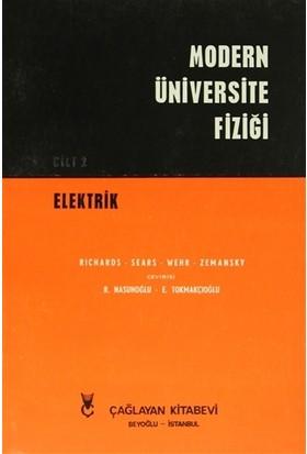 Modern Üniversite Fiziği Cilt: 2 Elektrik - Francis W. Sears