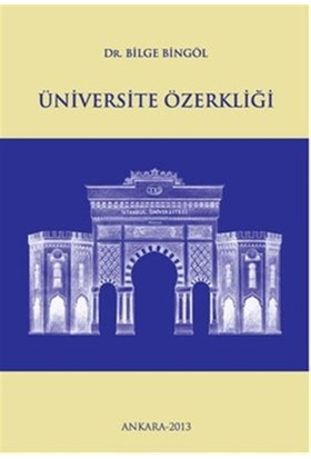 Üniversite Özerkliği
