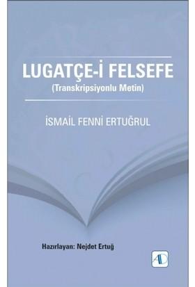 Lugatçe-i Felsefe