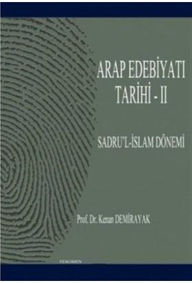 Arap Edebiyatı Tarihi 2