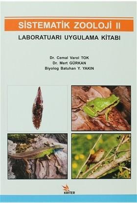 Sistematik Zooloji - 2 Laboratuarı Uygulama Kitabı