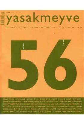 Yasakmeyve Sayı: 56 İki Aylık Şiir Dergisi