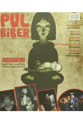Pul Biber Dergisi Sayı : 1 Ekim 2015